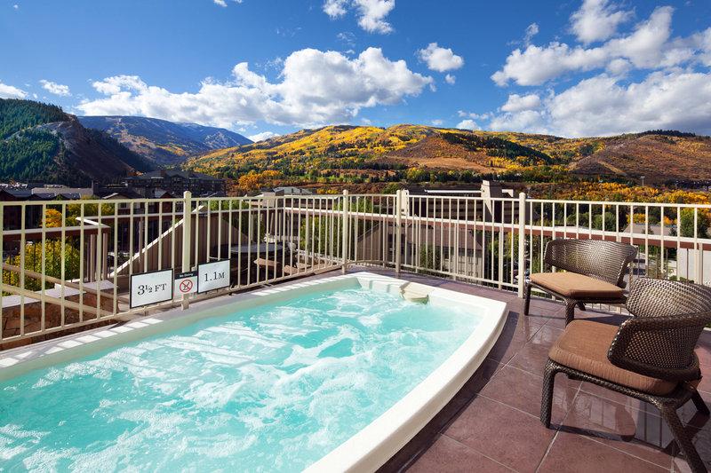 Sheraton Mountain Vista Villas Avon/Vale Valley-Sun Deck with Outdoor Whirlpool<br/>Image from Leonardo