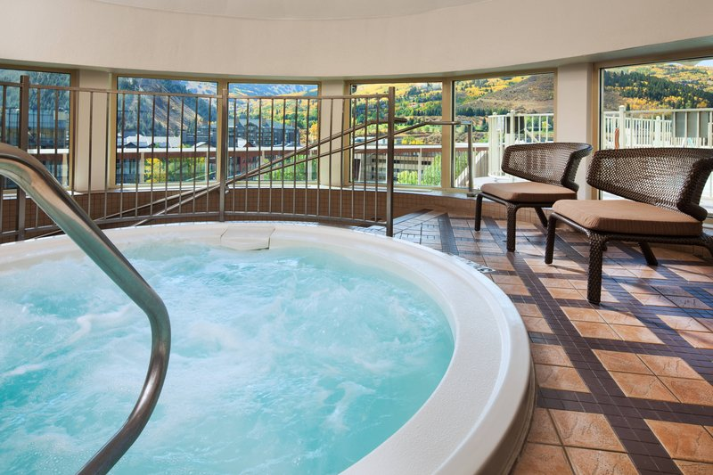 Sheraton Mountain Vista Villas Avon/Vale Valley-Indoor Whirlpool<br/>Image from Leonardo