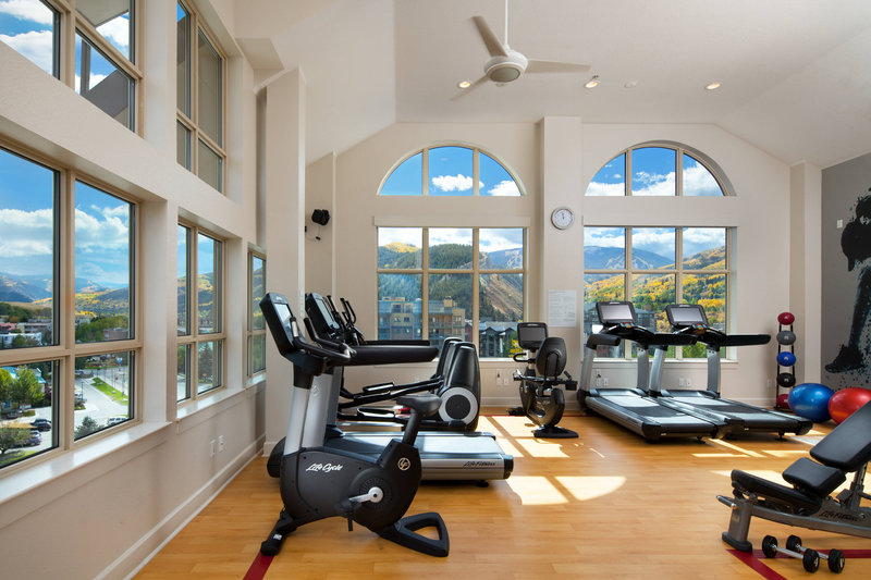 Sheraton Mountain Vista Villas Avon/Vale Valley-Fitness Center<br/>Image from Leonardo
