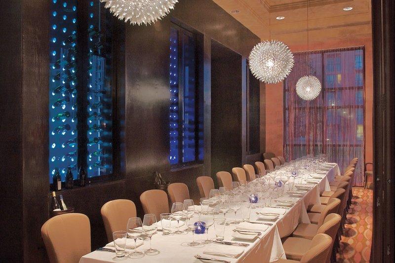 Walt Disney World Dolphin - Todd English's bluezoo - private dining room <br/>Image from Leonardo