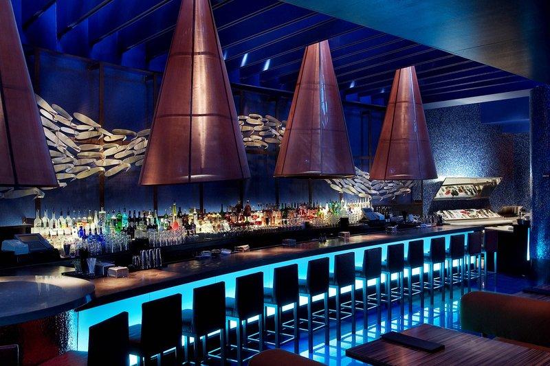Walt Disney World Dolphin - Todd English's bluezoo Lounge <br/>Image from Leonardo