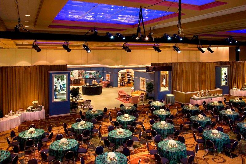 Walt Disney World Dolphin - Swan Ballroom <br/>Image from Leonardo