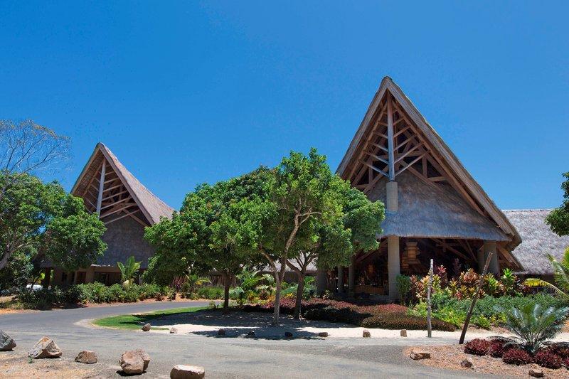 Sheraton New Caledonia Deva Spa And Golf Resort-Entrance<br/>Image from Leonardo