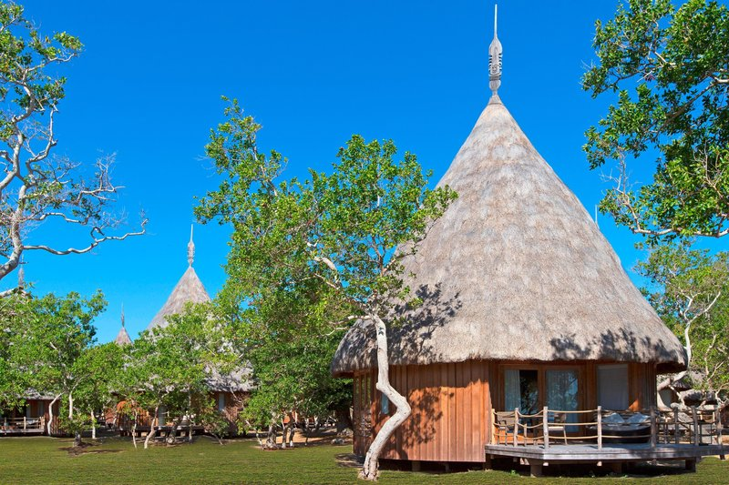 Sheraton New Caledonia Deva Spa And Golf Resort-Bungalows Exterior<br/>Image from Leonardo