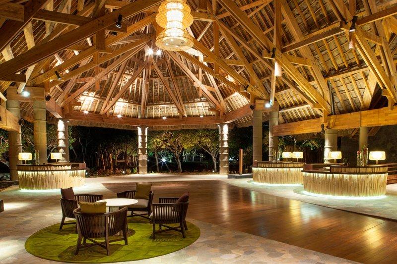Sheraton New Caledonia Deva Spa And Golf Resort-Lobby by night<br/>Image from Leonardo