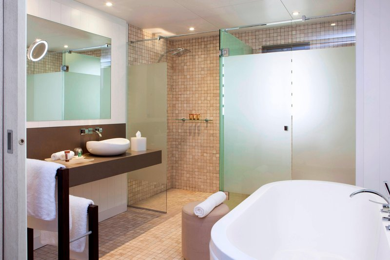 Sheraton New Caledonia Deva Spa And Golf Resort-Room Bathroom<br/>Image from Leonardo