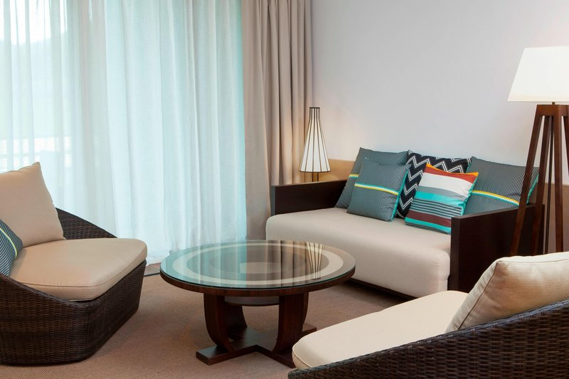 Sheraton New Caledonia Deva Spa & Golf Resort-Traditional Domain or Superior Golf Suite Lounge Area<br/>Image from Leonardo