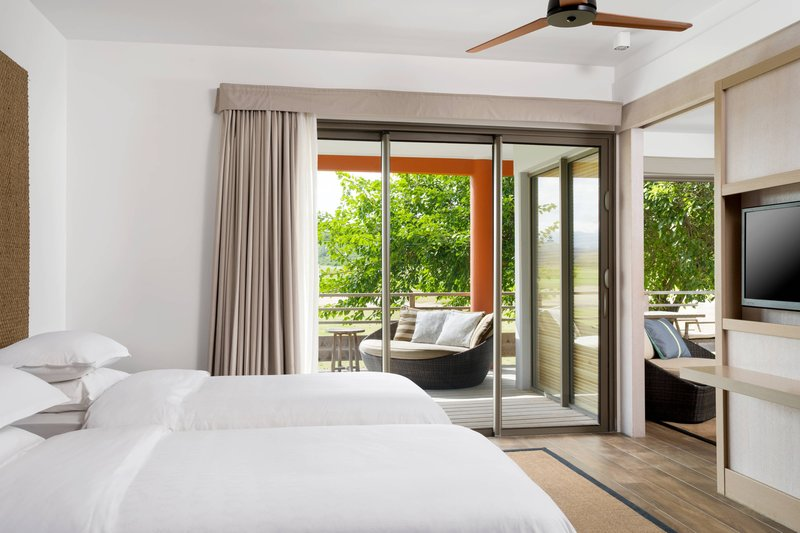 Sheraton New Caledonia Deva Spa & Golf Resort-One-Bedroom Suite with Twin Beds<br/>Image from Leonardo