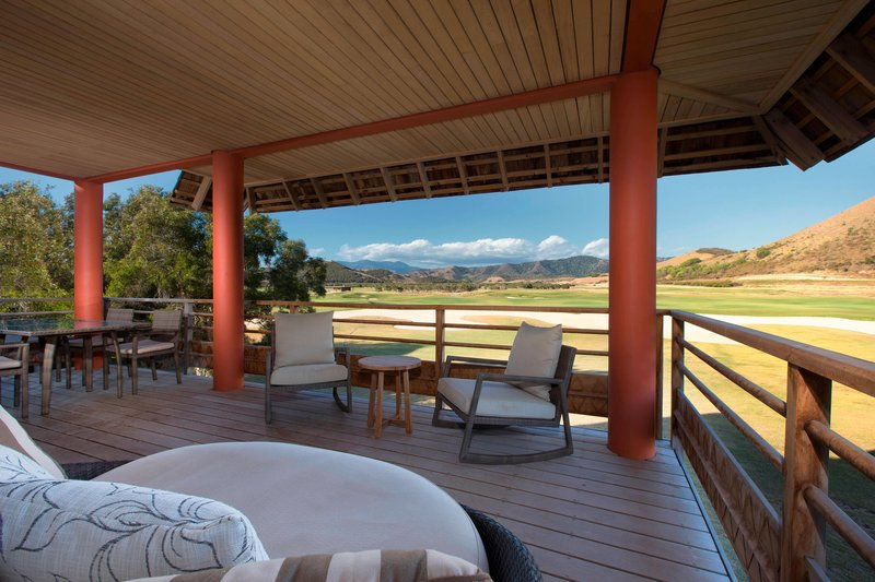 Sheraton New Caledonia Deva Spa & Golf Resort-Superior Golf 2 - Bedroom Suite - Terrace and View<br/>Image from Leonardo