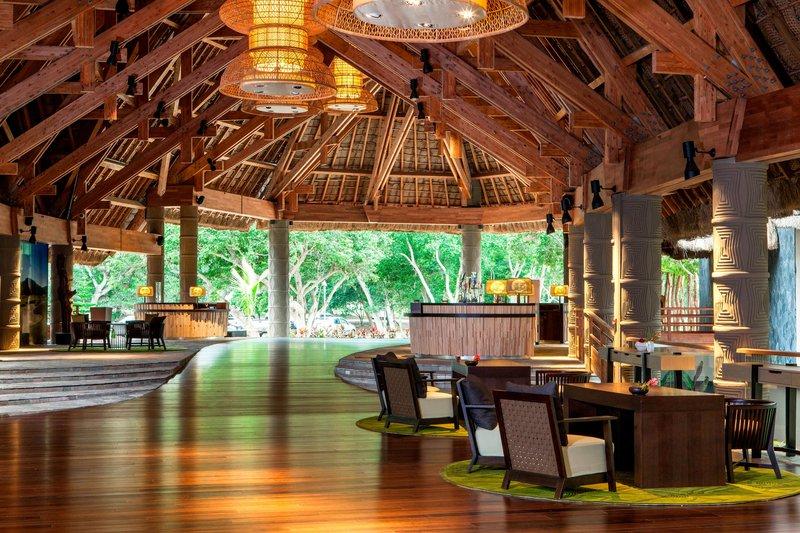 Sheraton New Caledonia Deva Spa And Golf Resort-Lobby<br/>Image from Leonardo