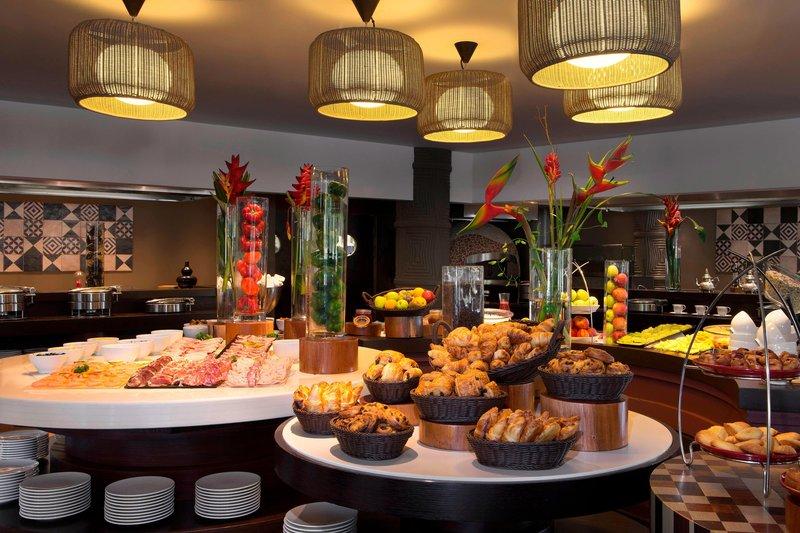 Sheraton New Caledonia Deva Spa And Golf Resort-Buffet breakfast at Reef Restaurant<br/>Image from Leonardo