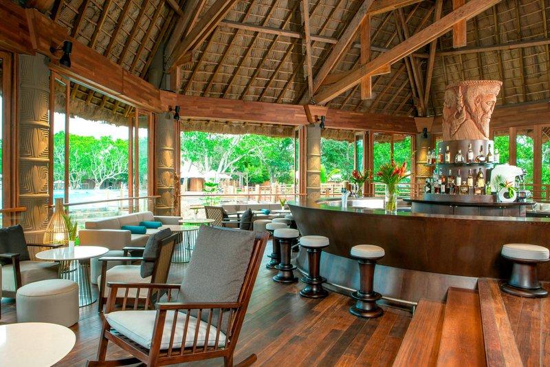 Sheraton New Caledonia Deva Spa And Golf Resort-Creek Bar<br/>Image from Leonardo