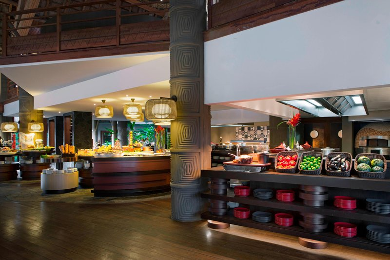 Sheraton New Caledonia Deva Spa And Golf Resort-Reef Restaurant Dinner Buffet<br/>Image from Leonardo
