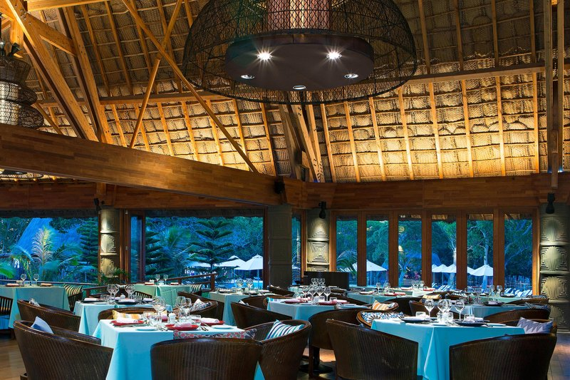 Sheraton New Caledonia Deva Spa And Golf Resort-Reef Restaurant<br/>Image from Leonardo