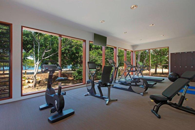 Sheraton New Caledonia Deva Spa And Golf Resort-Fitness center<br/>Image from Leonardo