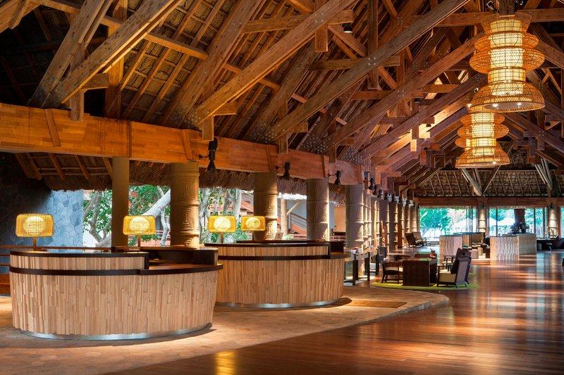 Sheraton New Caledonia Deva Spa And Golf Resort-Reception<br/>Image from Leonardo