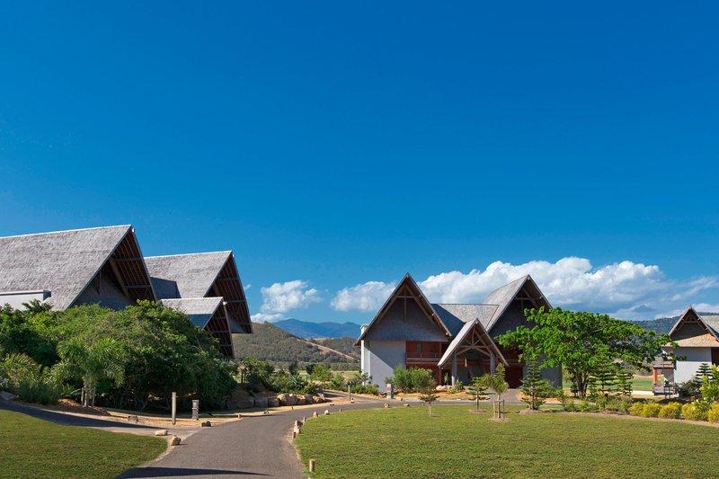 Sheraton New Caledonia Deva Spa And Golf Resort-Rooms buildings Exterior<br/>Image from Leonardo