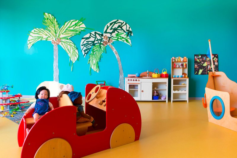 Sheraton New Caledonia Deva Spa And Golf Resort-Kids Club<br/>Image from Leonardo
