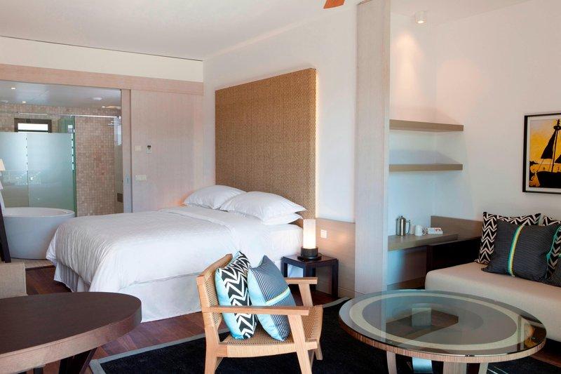 Sheraton New Caledonia Deva Spa And Golf Resort-Deluxe Guest Room<br/>Image from Leonardo