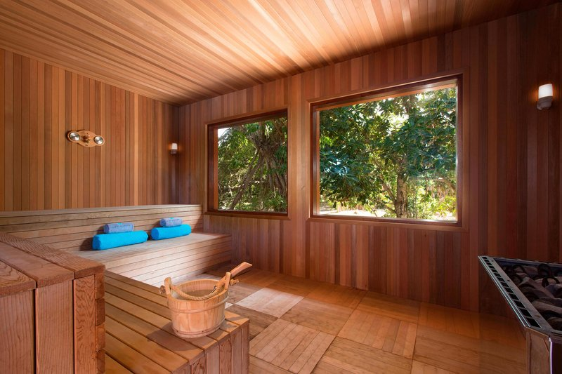 Sheraton New Caledonia Deva Spa And Golf Resort-Deep Nature Spa - sauna<br/>Image from Leonardo