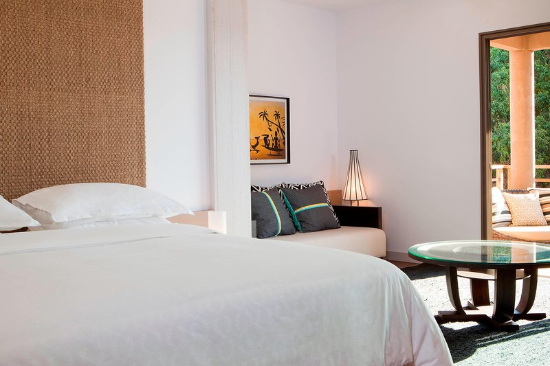 Sheraton New Caledonia Deva Spa And Golf Resort-Deluxe Room Bedroom<br/>Image from Leonardo