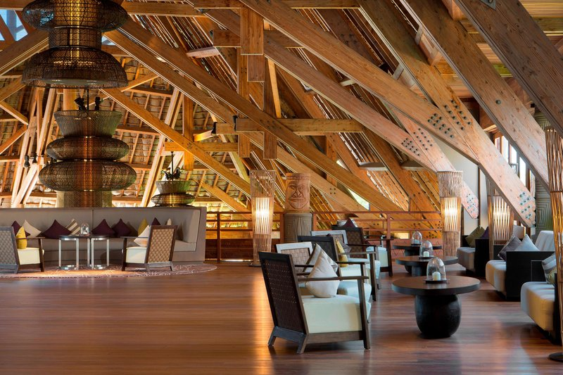 Sheraton New Caledonia Deva Spa And Golf Resort-Foyer<br/>Image from Leonardo