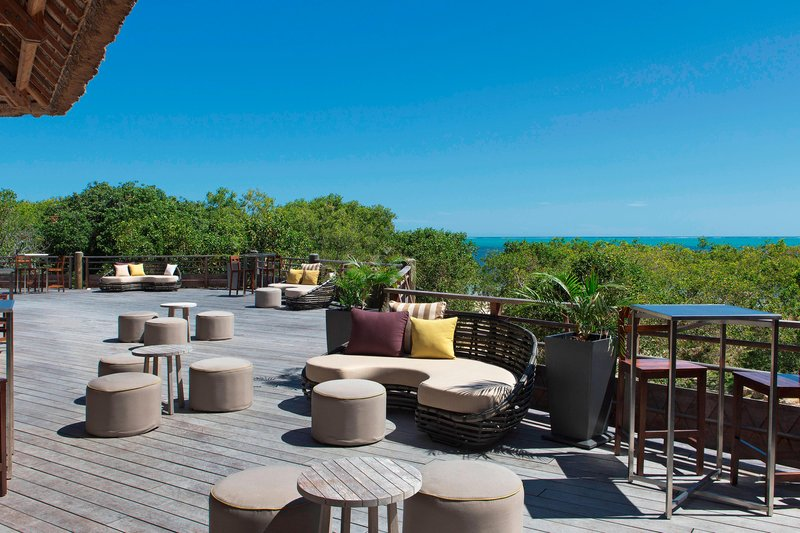 Sheraton New Caledonia Deva Spa And Golf Resort-Banquet Terrace<br/>Image from Leonardo