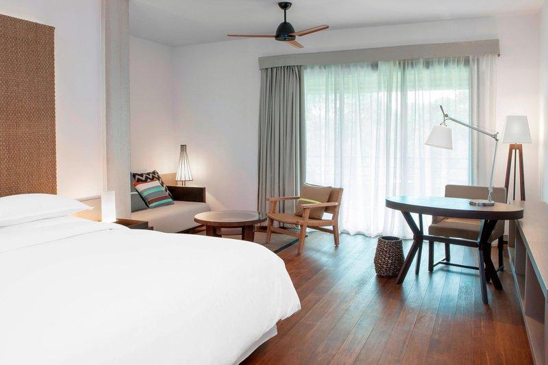 Sheraton New Caledonia Deva Spa And Golf Resort-Deluxe Domain King Room<br/>Image from Leonardo