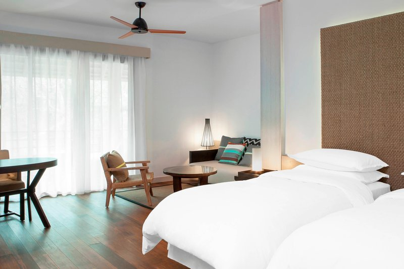 Sheraton New Caledonia Deva Spa And Golf Resort-Deluxe Domain Twin Room<br/>Image from Leonardo