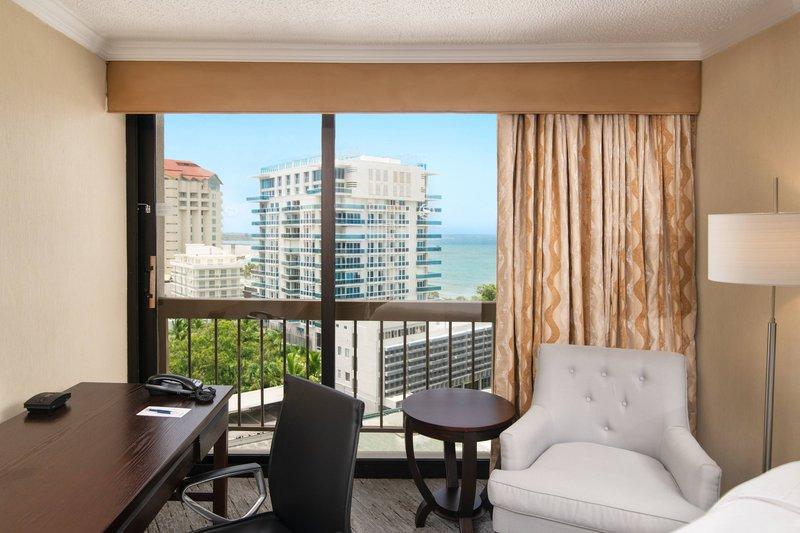 Sheraton Santo Domingo-King Deluxe Skyline View Guest Room<br/>Image from Leonardo