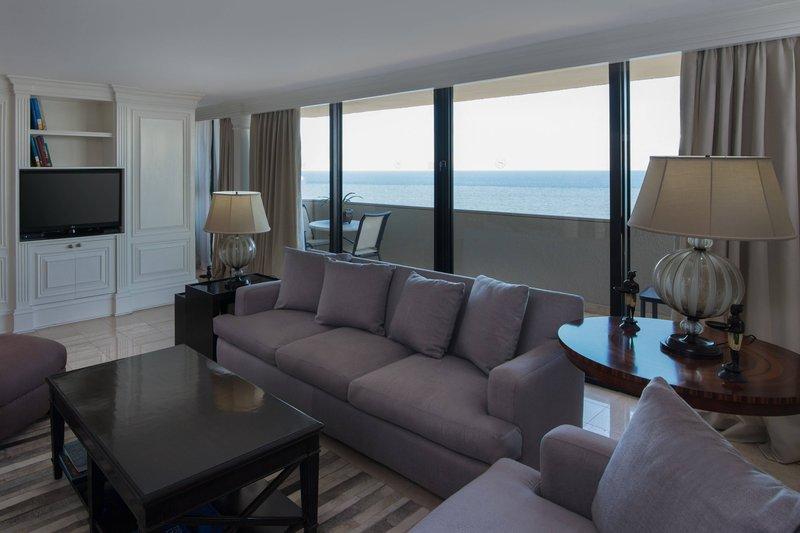 Sheraton Santo Domingo-Presidential Suite<br/>Image from Leonardo