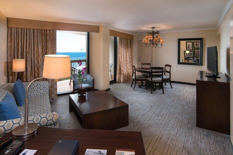 Sheraton Santo Domingo-Suite - Living Room<br/>Image from Leonardo