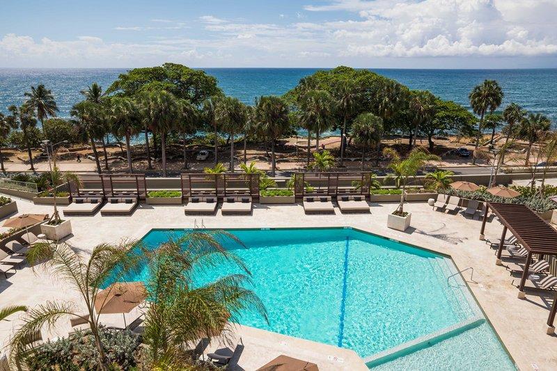 Sheraton Santo Domingo-Outdoor Pool<br/>Image from Leonardo