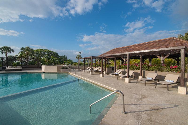 Sheraton Santo Domingo-Pool Area<br/>Image from Leonardo