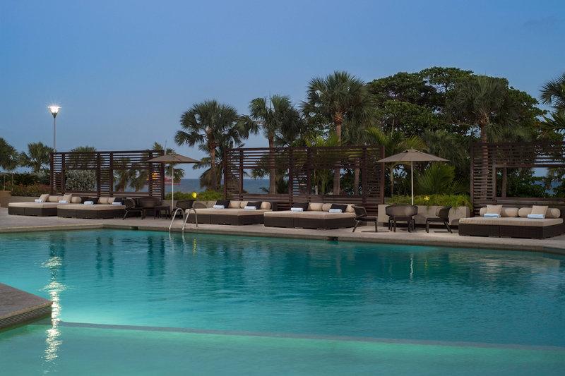 Sheraton Santo Domingo-Pool Side<br/>Image from Leonardo