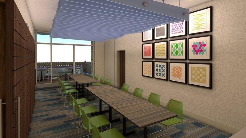 Holiday Inn Express Kingston West-Boardroom<br/>Image from Leonardo