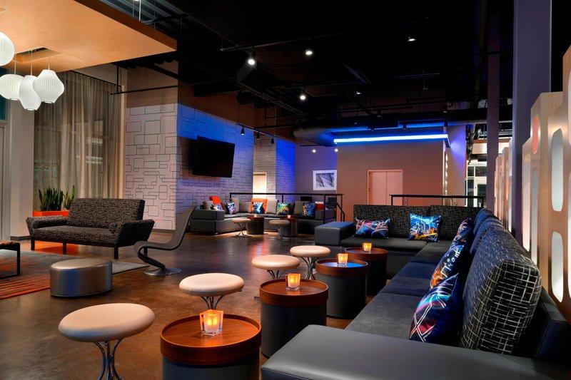 Aloft Columbia Downtown-Remix Lounge<br/>Image from Leonardo
