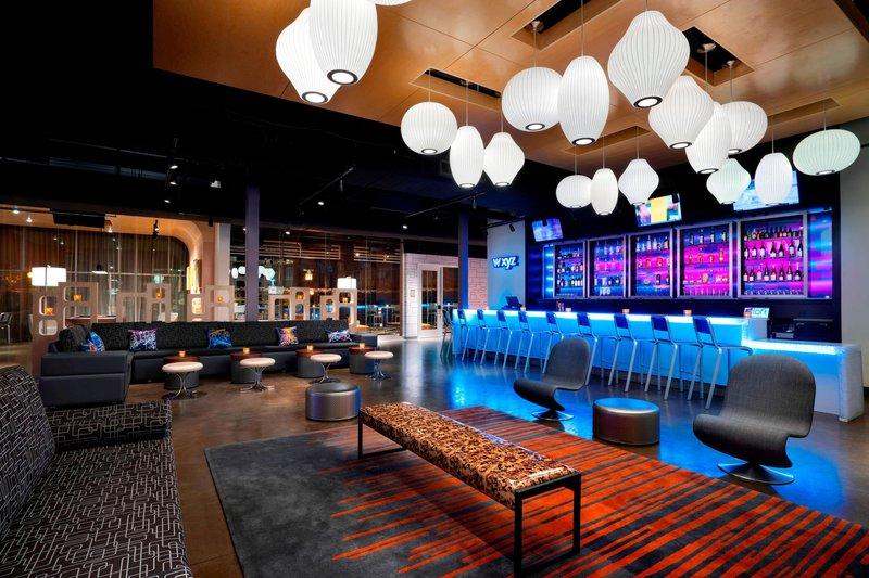 Aloft Columbia Downtown-WXYZ Bar<br/>Image from Leonardo