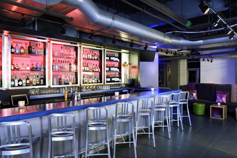 Aloft Cleveland Downtown-W XYZ® bar<br/>Image from Leonardo