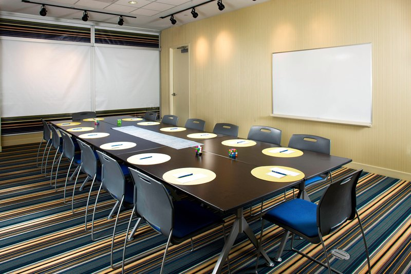Aloft Cleveland Downtown-Tactic Meeting Room<br/>Image from Leonardo