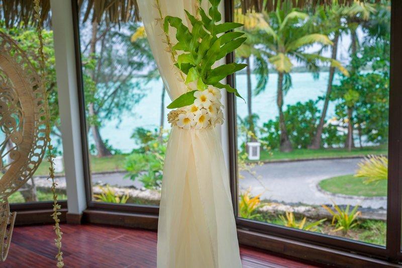 St Regis Resort Bora Bora - Bridal Boutique <br/>Image from Leonardo