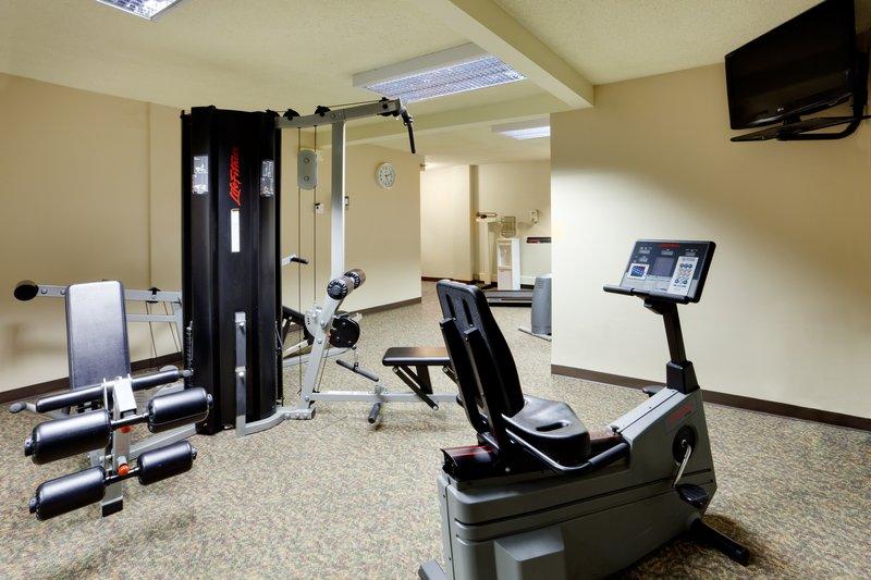 Holiday Inn Syracuse - Liverpool - Exit 37-Fitness Center<br/>Image from Leonardo