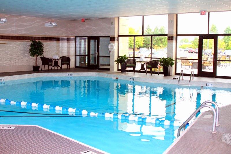 Holiday Inn Syracuse - Liverpool - Exit 37-Swimming Pool<br/>Image from Leonardo