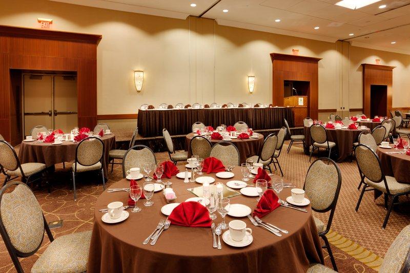 Holiday Inn Syracuse - Liverpool - Exit 37-Banquet Room<br/>Image from Leonardo
