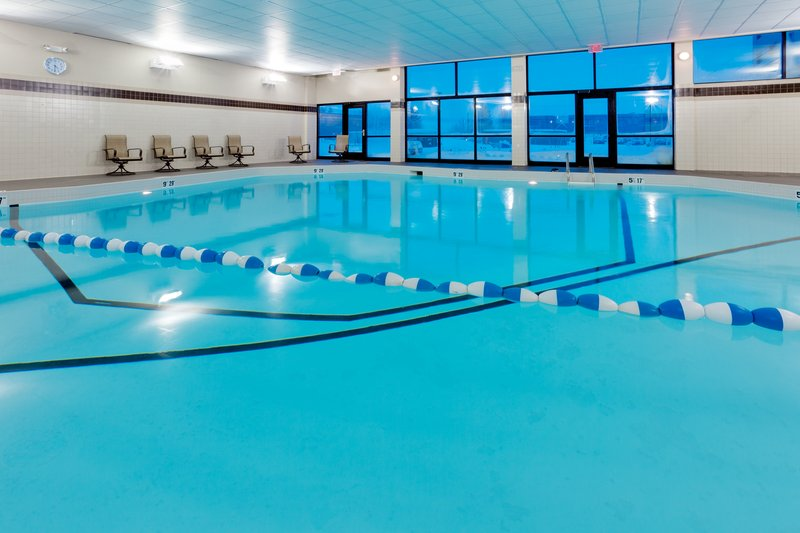Holiday Inn Syracuse - Liverpool - Exit 37-Largest Indoor Swimming Pool in Syracuse<br/>Image from Leonardo