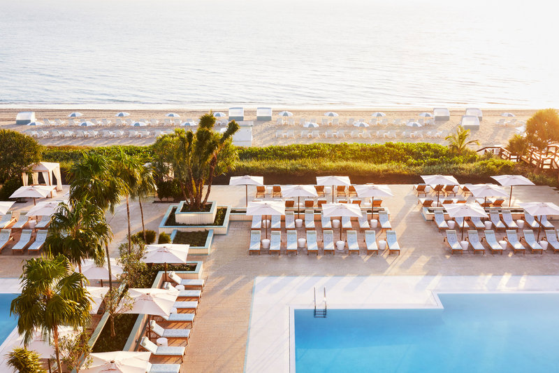 Four Seasons Resort Palm Beach-Pools and Beach<br/>Image from Leonardo