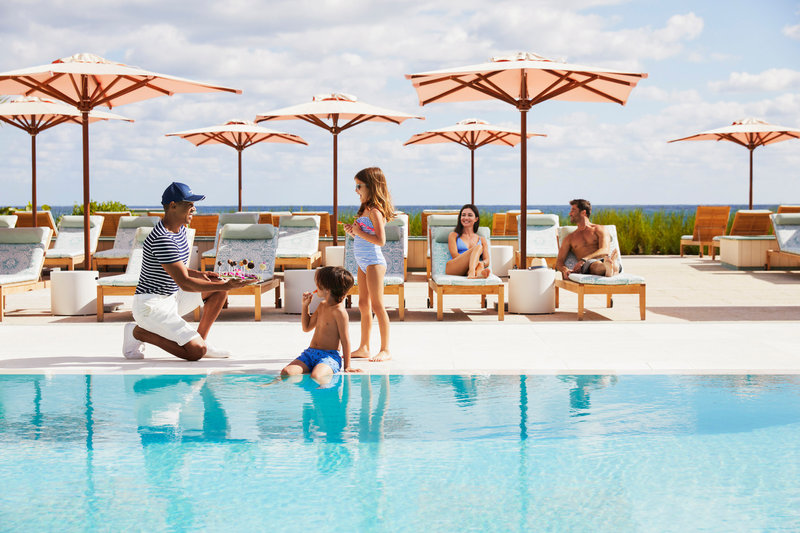 Four Seasons Resort Palm Beach-Family Pool<br/>Image from Leonardo