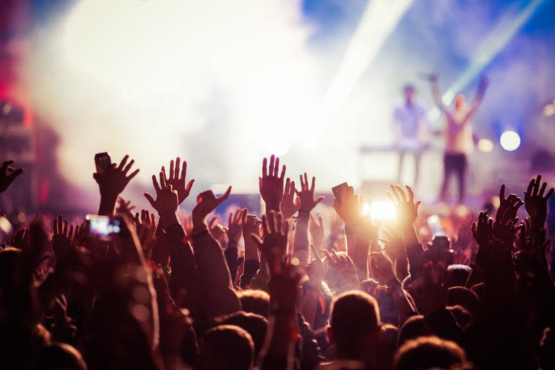 Holiday Inn Cambridge-Newmarket Music Events<br/>Image from Leonardo