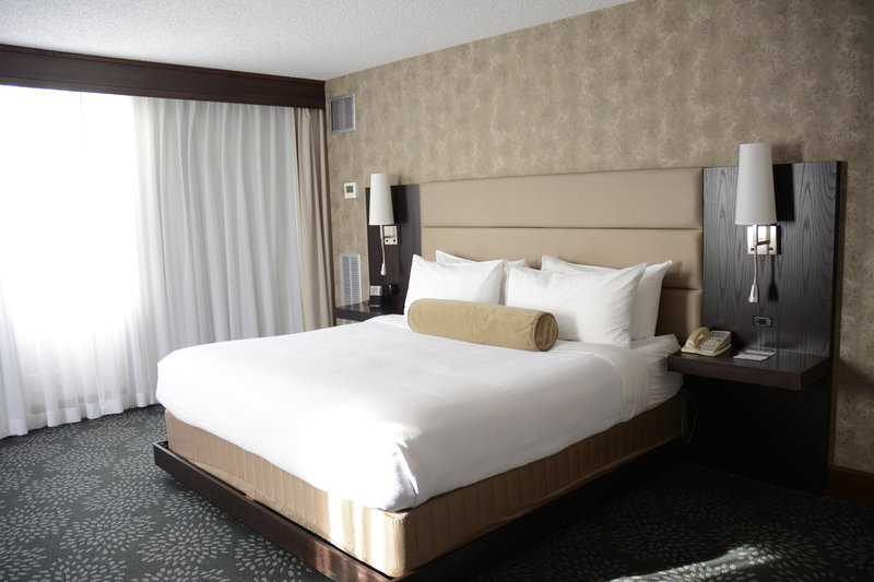 Crowne Plaza Stamford-Executive Room<br/>Image from Leonardo