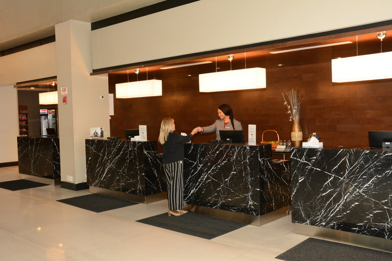 Crowne Plaza Stamford-Hotel Lobby<br/>Image from Leonardo